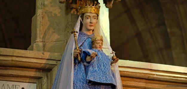 Pèlerinage à la Vierge