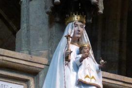 Vierge noire de Notre-Dame d'Avioth
