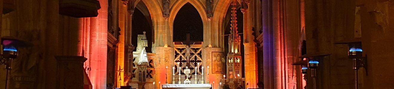 Nuit d'adoration à Avioth
