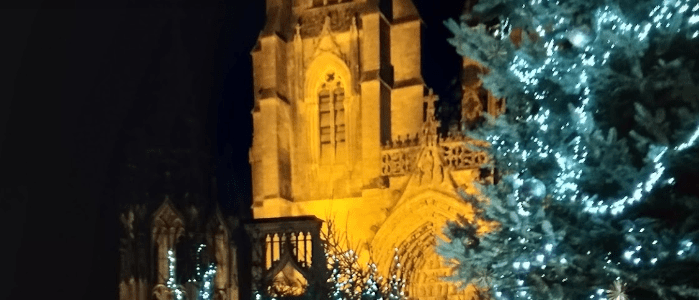 Avioth, village de Noël