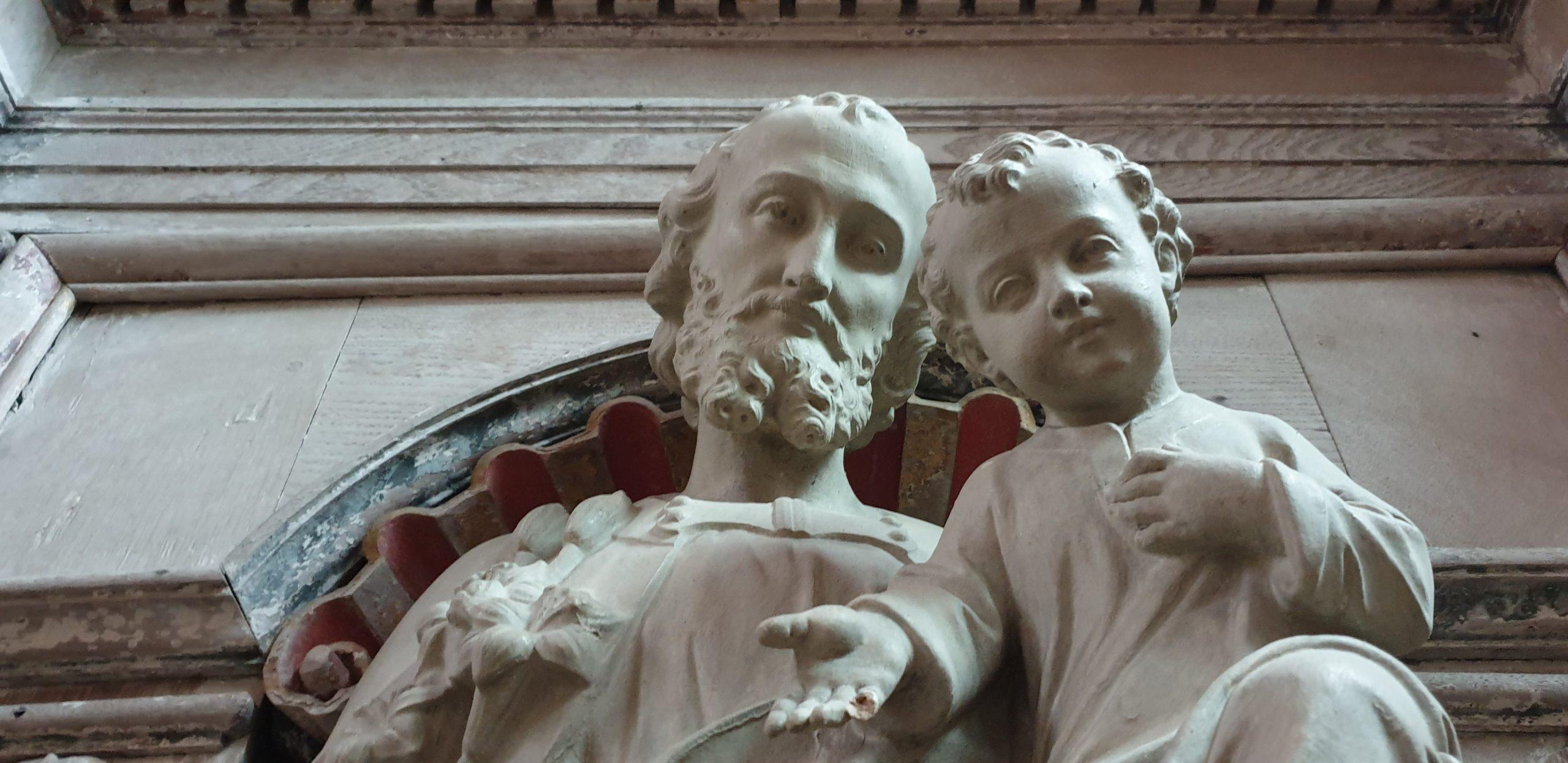 Jour 1 : fête de saint Joseph