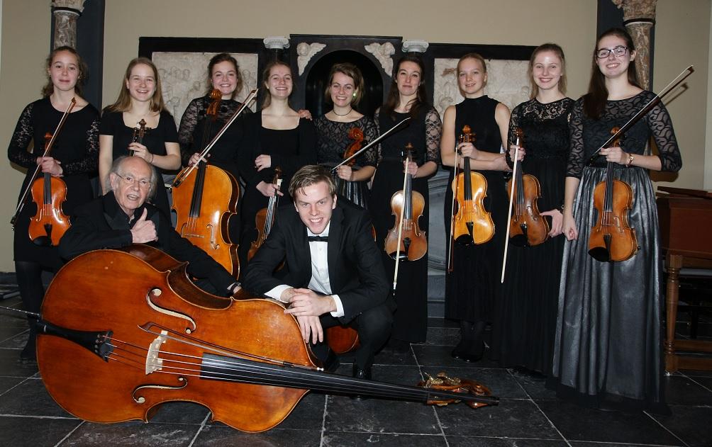 Concert baroque à Avioth : I Musici Giovani