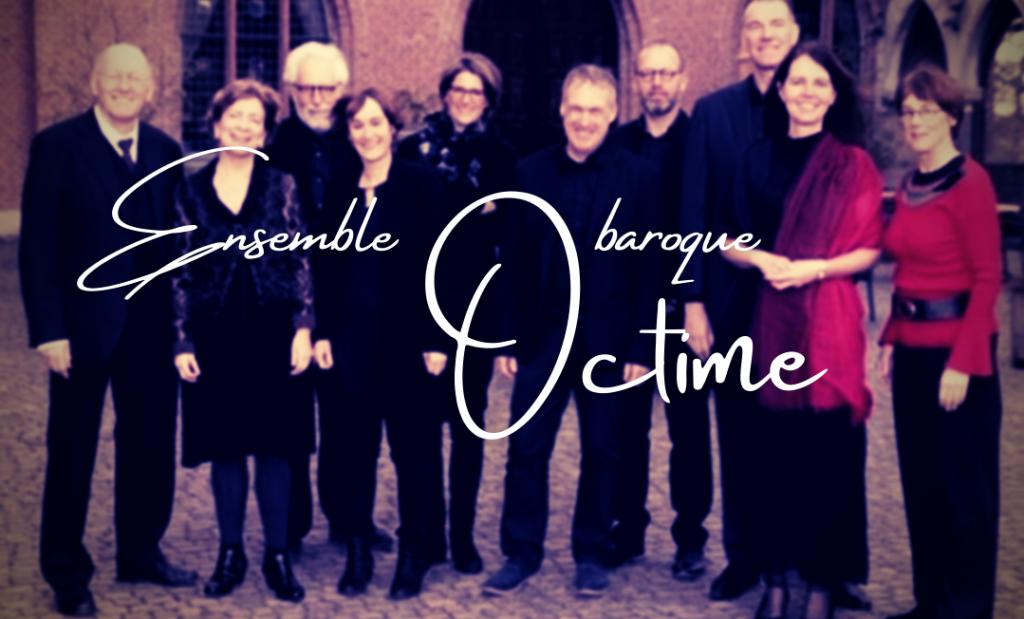 Ensemble baroque Octime